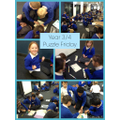 Working collaboratively with Year 3