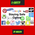 Online Safety booklet created on Book Creator