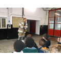We learnt about smoke alarms