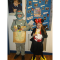 Year 3 - Aiden & Ellie-Jo