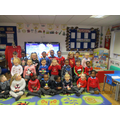 We read our Christmas Poem