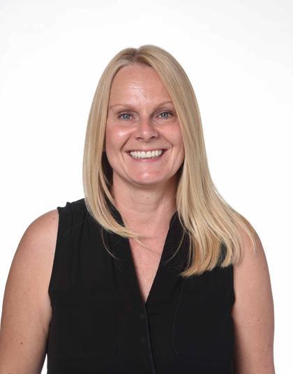 Sarah Earl - Reception Teacher