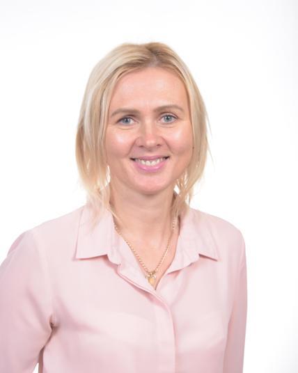 Monika Kasperek - Pre-School Practitioner