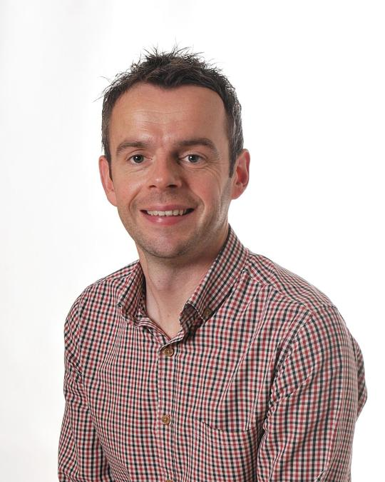Mr Nick Morris- Class Teacher (3 days)