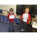 Maths Target Winners