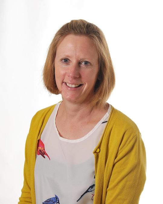 Mrs Amy Warren - Class Teacher