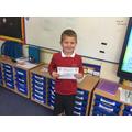 Maths Target Winner