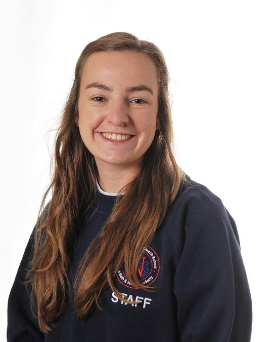 Miss Lucy Ayres - Class Teacher