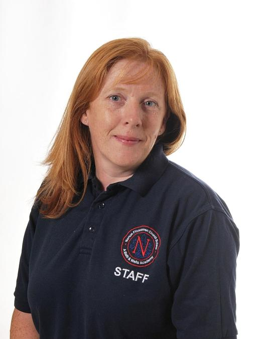 Mrs Claire Naish- EYFS Nursery Nurse