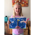 Fantastic painting Charlotte!