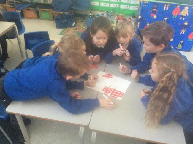 We love to use numicon!