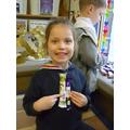 Chocolate bingo was a winner!