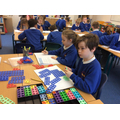 Year 4 using Numicon