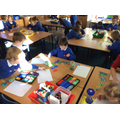 Year 1 using Numicon