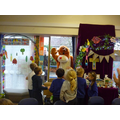 The children loved our special visitor!
