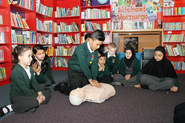 First Aid Day - Thursday 30th March 2016