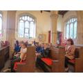 In St. Andrew's church Norton