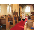 We visited St. Andrew's church in Norton
