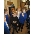 Rev Katherine talked to us about different symbols