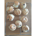 Mrs Le Fevre and Lucy's scones