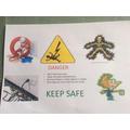 Oliver's Safety Poster (2)