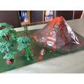 Oliver's Volcano