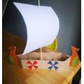 Wiliam's Drakkar Viking Longship