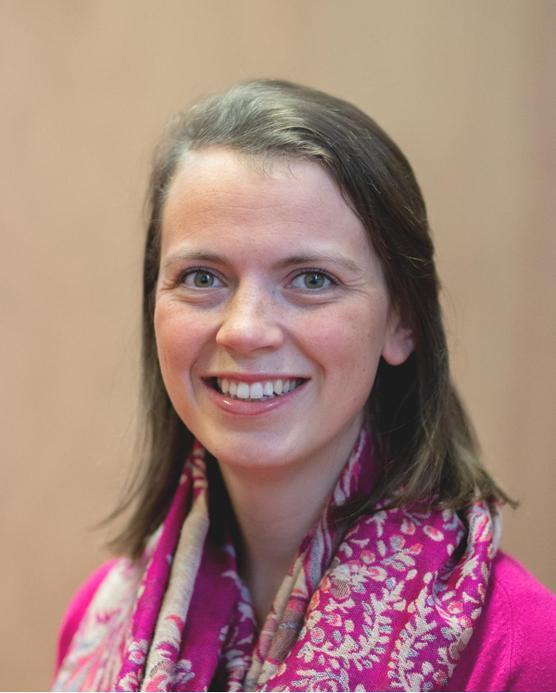 Miss Solway - Foundation Stage Teacher