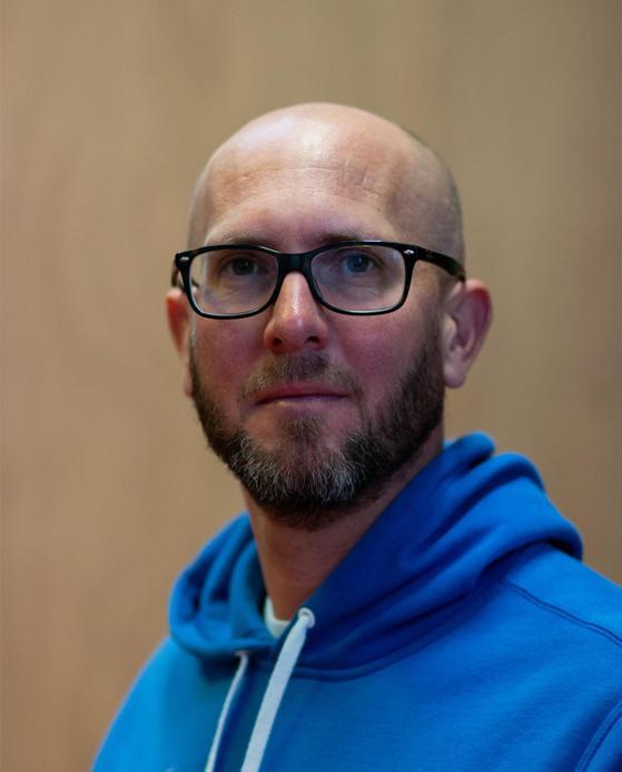 Dave Harfield - Sports Development Officer