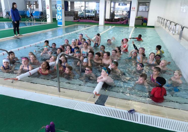 Swimarathon 2019 - £1200 raised for island charities