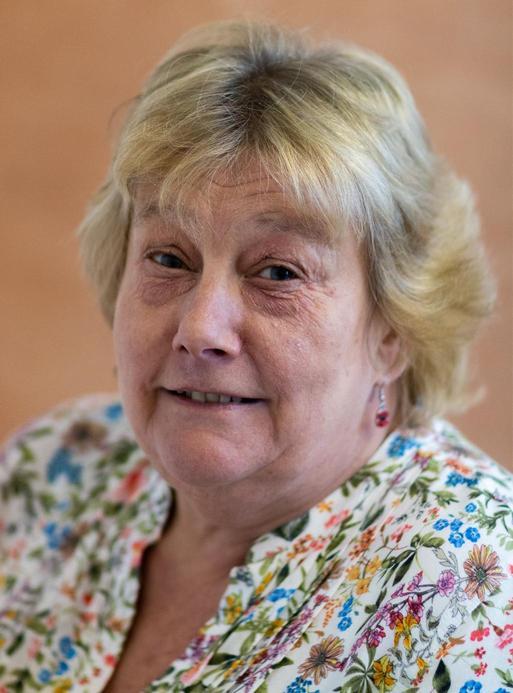 Mrs Priore - Lunchtime Supervisor (Juniors)