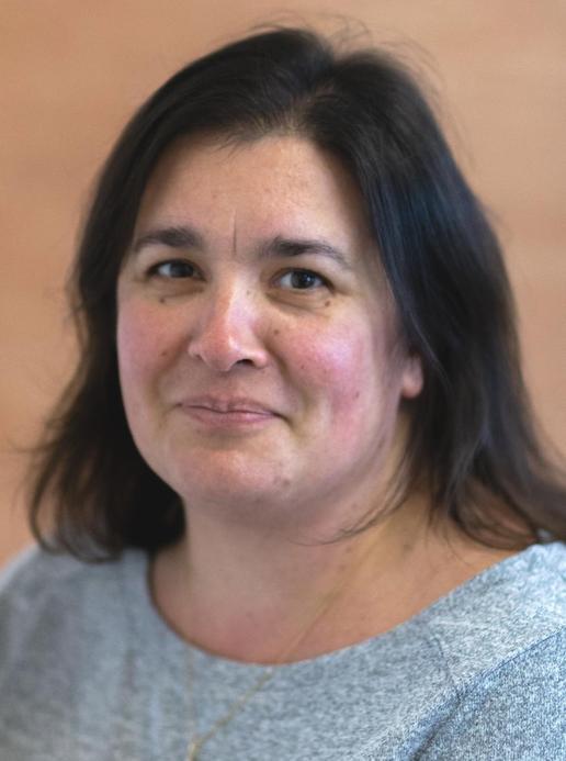 Mrs Vaudin - Lunchtime Supervisor (Juniors)
