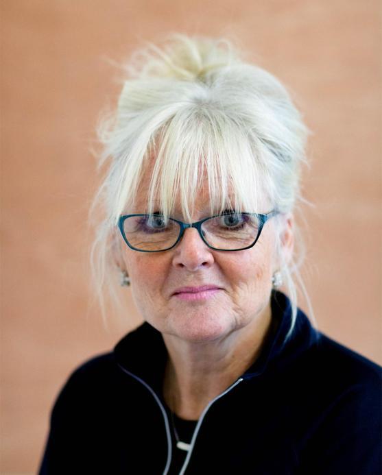 Mrs McLuskey - LSA (KS2)