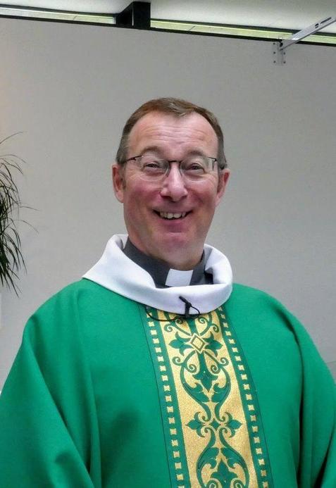 Fr Chris Rutledge - Dean and Parish Priest