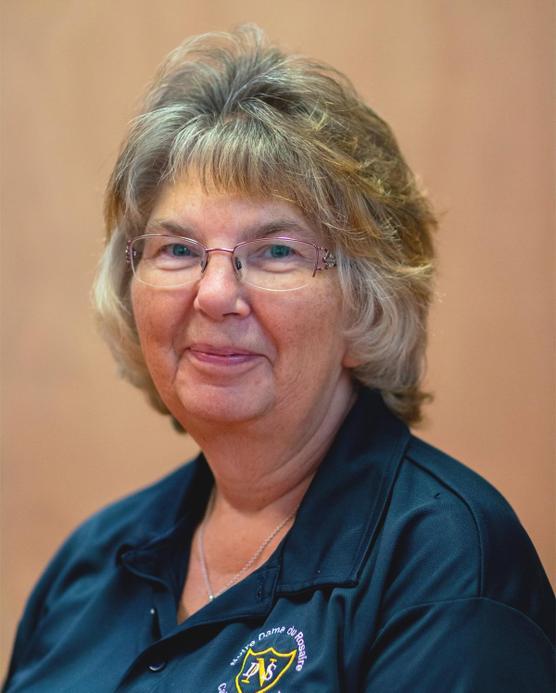 Mrs Hann - LSA (KS1)