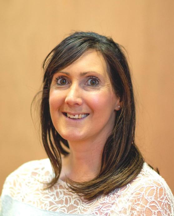 Mrs Burchell - Year 1/2 Teacher