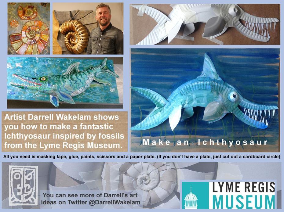 Ichthyosaur 1