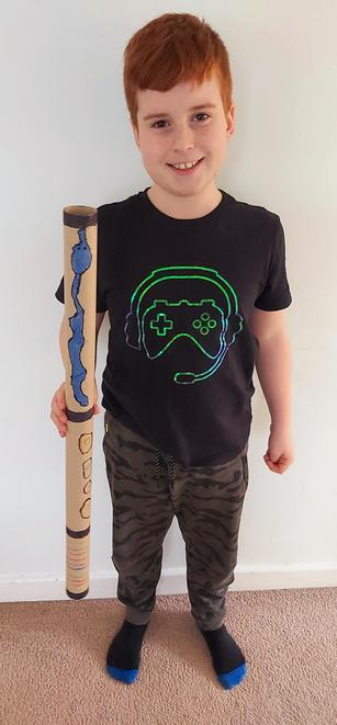 My didgeridoo