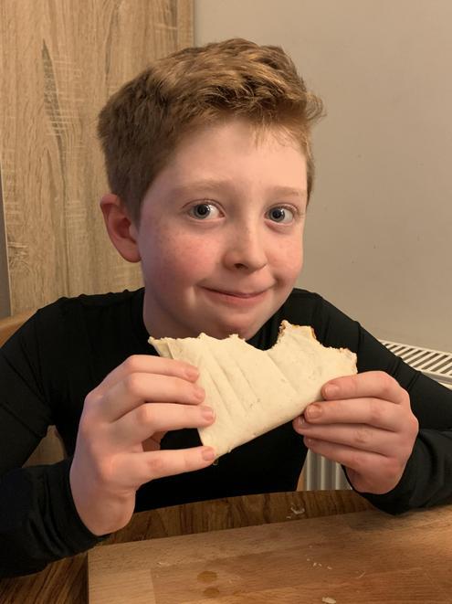 Toaster Wrap