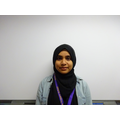 Miss Ahmed - Teaching Assistant