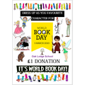 Come as your favourite book character.