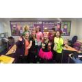Acorn's Teachers join the fun!