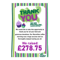 Thank you for your donations!