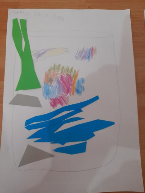 Daniel's Henry Matisse picture