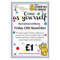 Children In Need £1 Donation