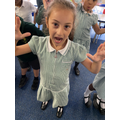 Apple Class are in distress!