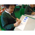 Creating our monochromatic tinting strips