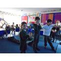 Practising our drama skills in RE