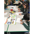 Geography - atlas and map work