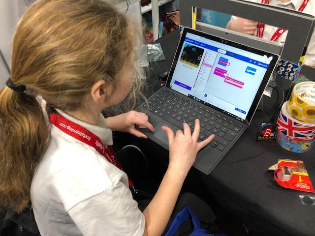 Coding with Micro:bits